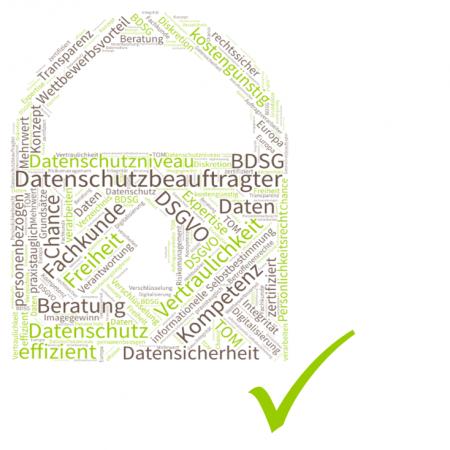 Lars Rapp - Datenschutz.Beratung. - Sicherheitsschloss